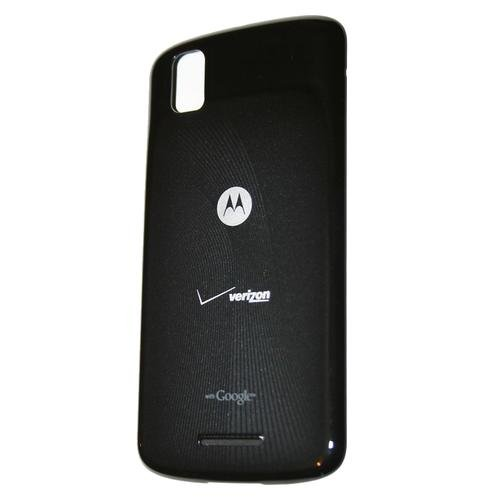 (Motorola Droid Pro Verizon Black Standard Back Cover Battery Door)