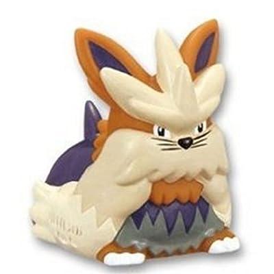 "Pokemon Black and White Finger Puppet Mini Figure - ~2\"" Stoutland/Murando: Toys & Games [5Bkhe0505801]"