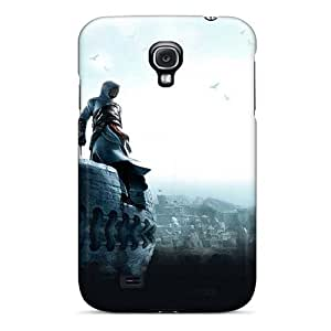 Cute Appearance Cover/tpu Vsb1224NMwT Assassins Creed Case For Galaxy S4
