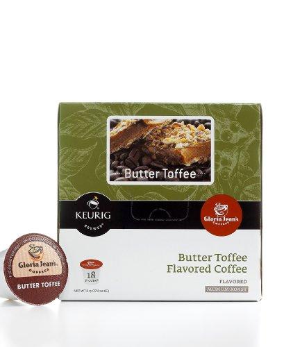 Keurig Mini Brewers Gloria Butter Toffee