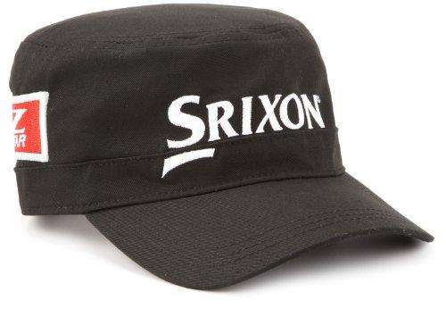 srixon-mens-gmac-military-cap-one-size-fits-most-black