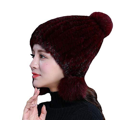 T1 Encantador Sombrero Garantía Hembra Sunny Moda Tejeduría color T2 Calentar Invierno SwgTqAZ
