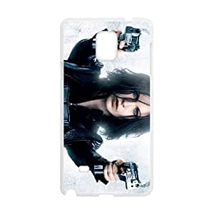 samsung galaxy note4 White 007 phone case Christmas Gifts&Gift Attractive Phone Case HRN5C323853