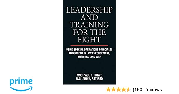 Leadership and Training for the Fight: Using Special
