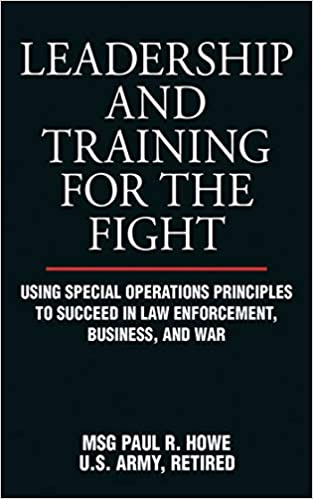 Leadership And Training For The Fight Using Special