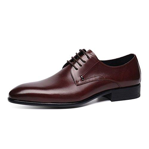 Zapatos marrones de primavera formales CafèNoiR para hombre rZDUB