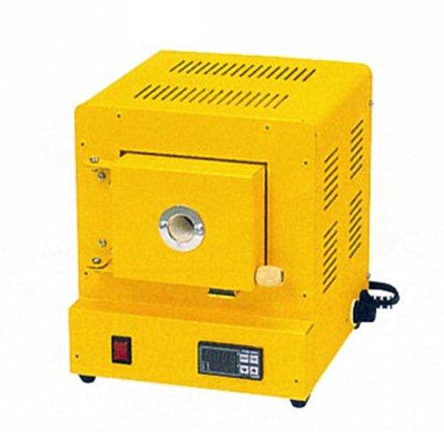 小型電気炉mini イエロー (半自動式) B005A223TE