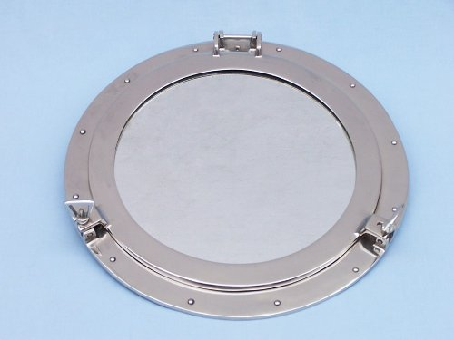 41IIbHyN8DL Best Porthole Mirrors For Nautical Homes