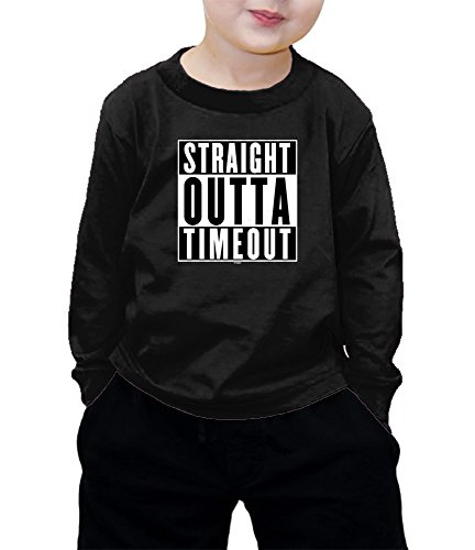 Toddler Little Straight Timeout T shirt