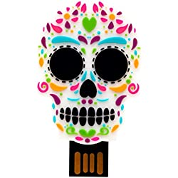 By Mexico USB modelo Calavera Colores 8 GB
