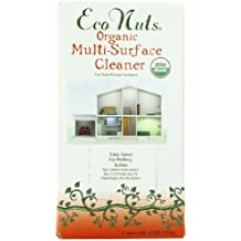 Eco Nuts Organic Multi Surface Cleaner for Getting Rid of Streaks, Fingerprints, and Grime – 3 Liters