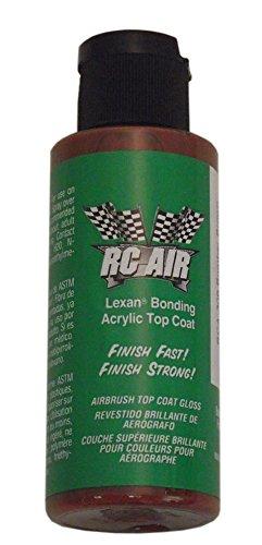 Airbrush Lexan Paint - Badger RCA-309 Rc Air Radio Control Lexan Bomber Brown 2 oz Airbrush Paint