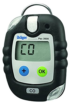 Draeger Pac 3500 Gas Detector: Amazon com: Industrial