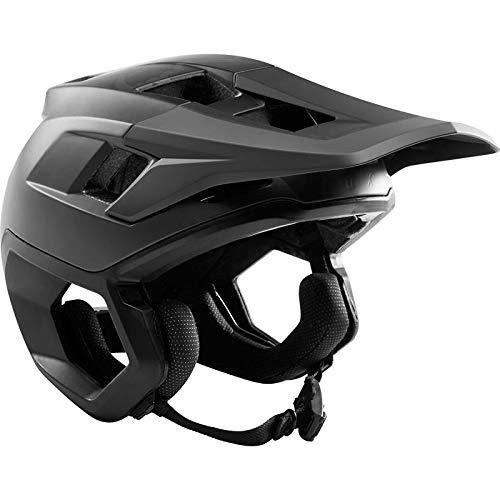 Fox Racing Dropframe Helmet Black, L