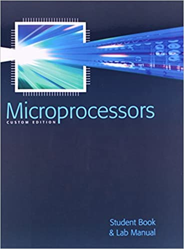 Microprocessors: Student Book and Lab Manual