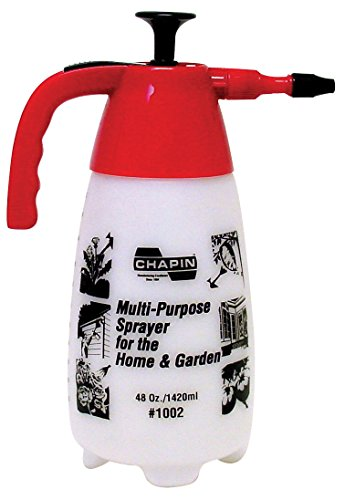 Chapin 1002 48-Ounce Hand Sprayer For Multi-purpose Use, 48-Ounce (1 (Handheld Sprayer)