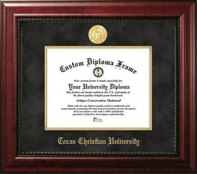 Texas Christian University Diploma Frame by Diploma Frame Deals