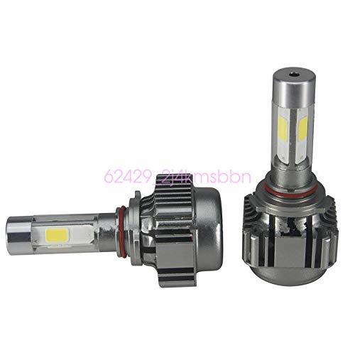 FidgetFidget 2pc LED Headlight Bulb Conversion Kit for Freightliner Columbia 96-2013 Low Beam