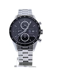 Tag Heuer Carrera automatic-self-wind mens Watch CV2010-4 (Certified Pre-owned)