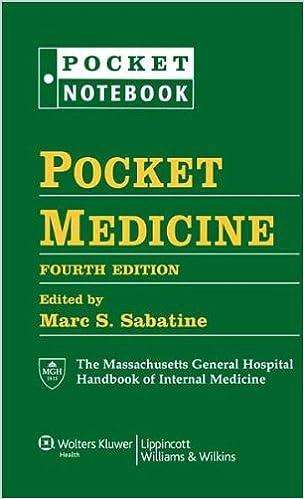 MGH POCKET MEDICINE PDF DOWNLOAD