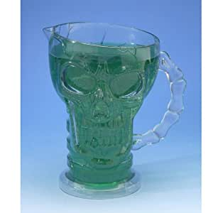 Skull Pitcher Prop Decoration