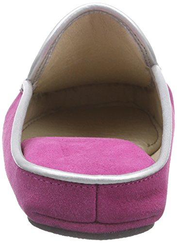Herrmann Hans pink Collection Pink De Zuecos Hhc 70 Mujer Rosa Cuero 7ddwqr