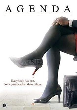 Agenda [DVD] by Robert Rusler: Amazon.es: Cine y Series TV