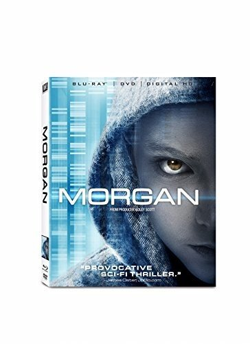 Blu-ray : Morgan (With DVD, Digitally Mastered in HD, 2 Disc)