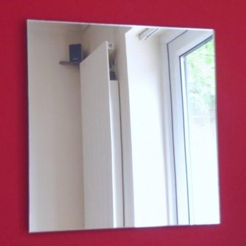 Les carreaux de mosa/ïque miroir carr/é Pack de 10-15 cm x 15 cm carr/é