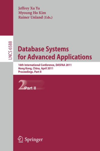 [PDF] Database Systems for Advanced Applications, Part II Free Download | Publisher : Springer | Category : Computers & Internet | ISBN 10 : 3642201512 | ISBN 13 : 9783642201516
