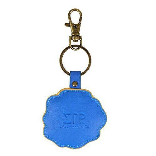 (Greekgear Sigma Gamma Rho Mascot Keychain)