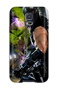 NdDgJEg13039bUUHJ Snap On Case Cover Skin For Galaxy S5(ninja Gaiden Fantasy Anime Warrior Sword )