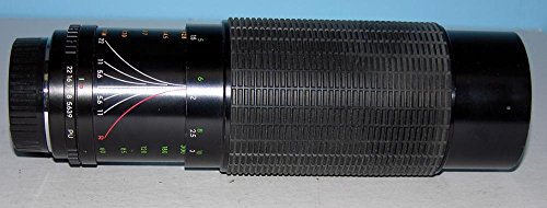 Kalimar 60-300mm Lens for Pentax by Kalimar