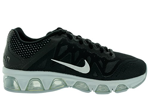 Nike Women's Wmns Air Max Tailwind 7, WHITE/BLACK-CLEARWATER-FLASH LIME Black/Grey