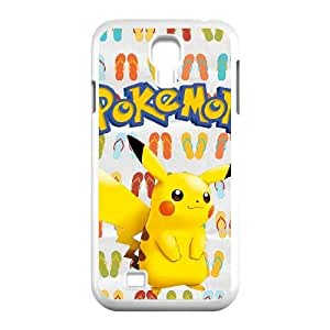 SamSung Galaxy S4 9500 phone cases White Pokemon cell phone cases Beautiful gifts LAYS9812864