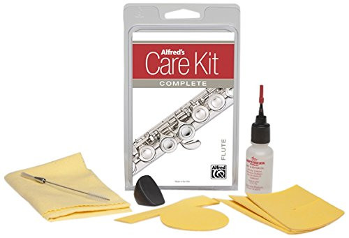 (Alfred Music Publishing 99-1474052 Flute Cleaning & Care Product)