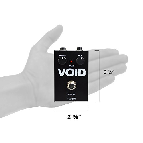 THE VOID Reverb Effect Pedal by Deadbeat Sound by Deadbeat Sound (Image #3)