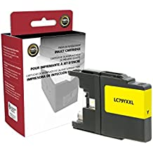 Brother LC79Y Replacement InkJet Printer Cartridge by West Point for the Brother MFC-J6510DW / MFC-J6710DW / MFC-J6910DW InkJet Printers. TAA Compliant