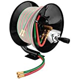 Weldcote HRMWOT Manual Hose Reel for 100 ft of Twin Gas Hose