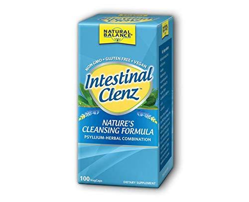 Agape Perfect 7 Intestinal Cleanser, Psyllium-Herbal Combination, 500 mg, 100 Count