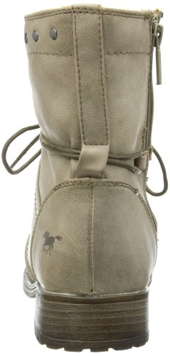 Taupe Mustang Boots Womens 610 1139 qOw4IO