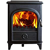 HiFlame HF907U Shetland Plus 8KW Wood Burning Stove