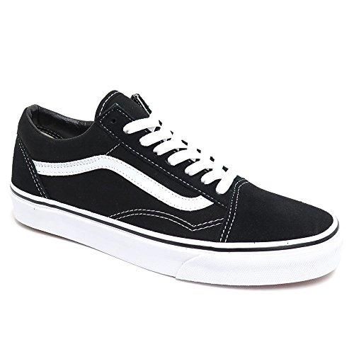 値かもめ固めるレディースサイズあり VANS SHOES バンズ シューズ スニーカー OLD SKOOL 黒/白 BLACK/WHITE スケートボード スケボー SKATEBOARD