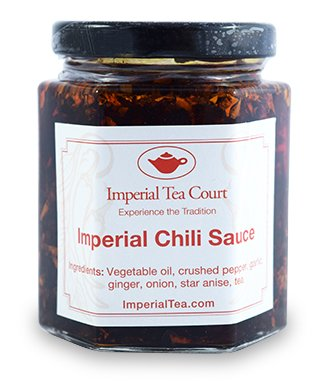 Imperial Chili and Tea Sauce