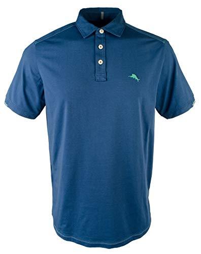 (Men's Big and Tall Tropicool Spectator IslandZone Polo Shirt-BB-XXLT)