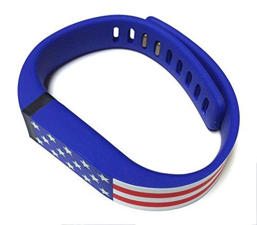 united states flag bracelet - 8