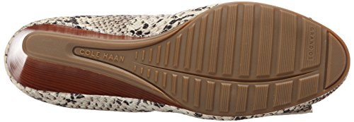 Pump Haan Grand Bow Tali Women's Roccia Print Wedge Cole Snake dSqgBwxYWw