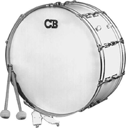 - CB Drums IS3650W March and Band Drum