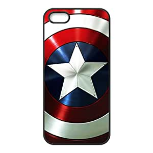 Captain America Cell Phone Case for Iphone 5s