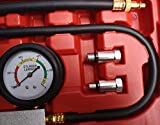 LEIMO Cylinder Leak Down Tester,Compression Test